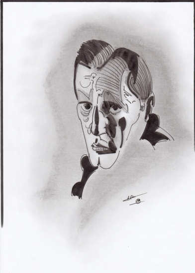 James Woods by shark.81